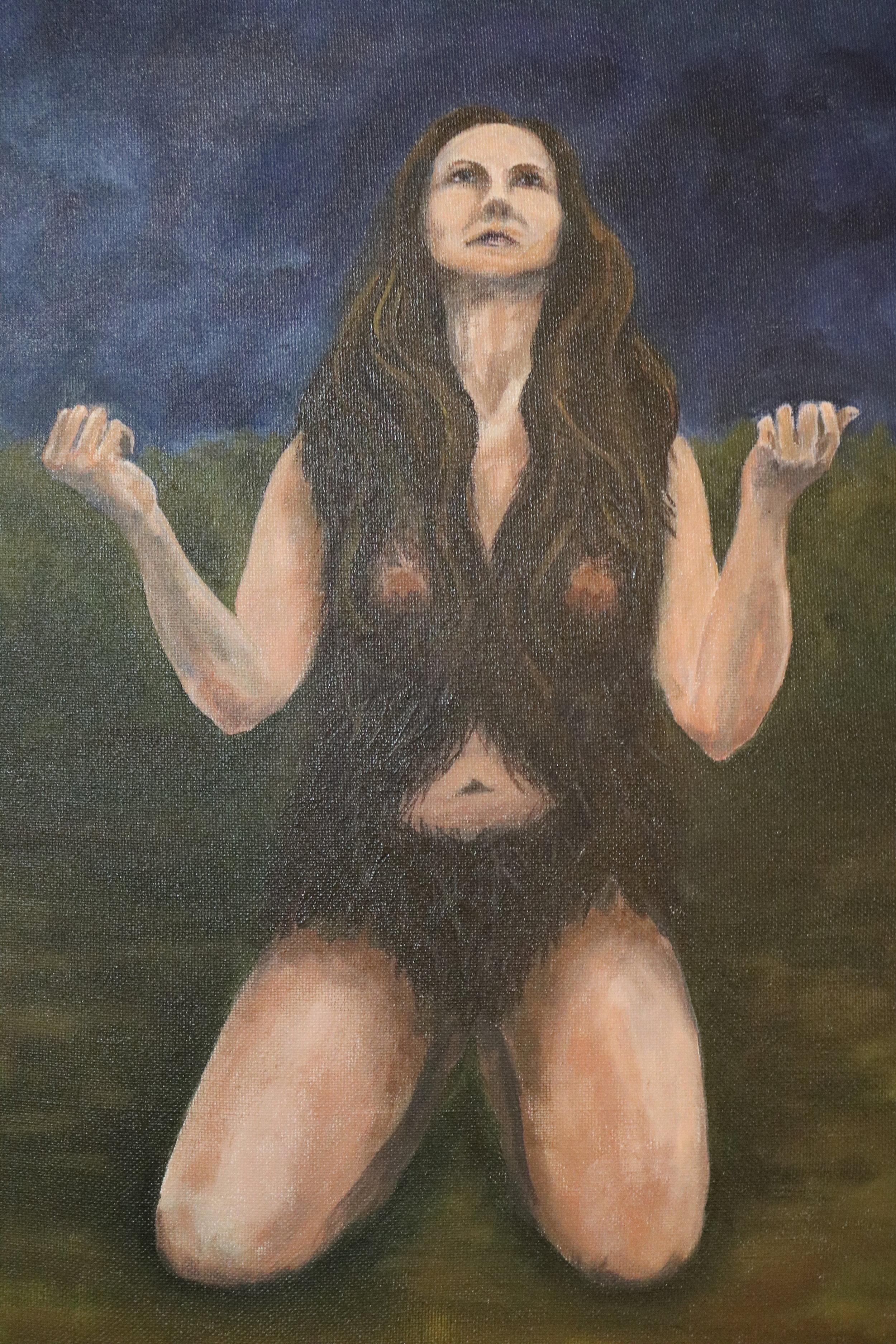 Mary's Plea, Rachael Padilla, 2018.
