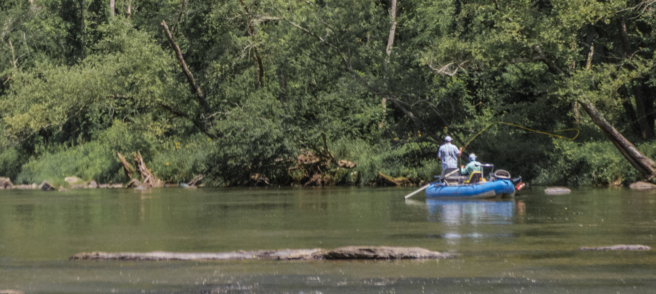 Fly Casting on The French Broad.jpg