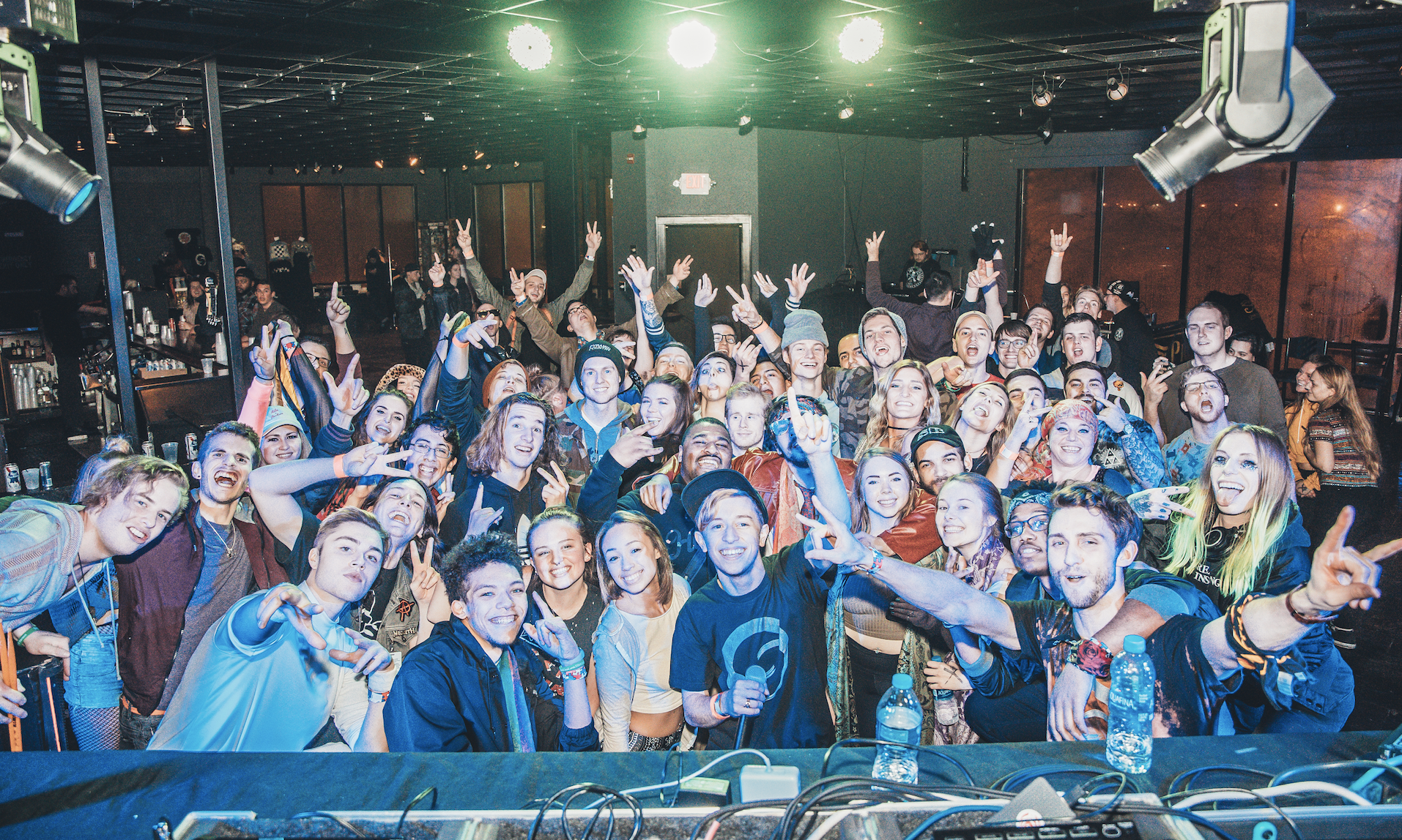 Samsara Showcase @ The Stache, Grand Rapids - Family Photo