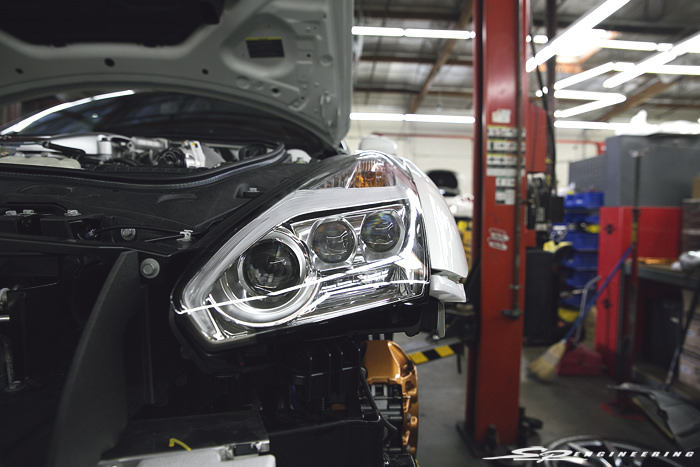 Who knew you can fall in love with a headlight…