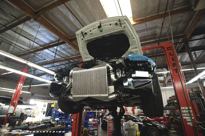 For those wondering what fluids we use: Motul 300V 0w-40, Motul DCTF and Motul Gear FF Comp 75w-140.