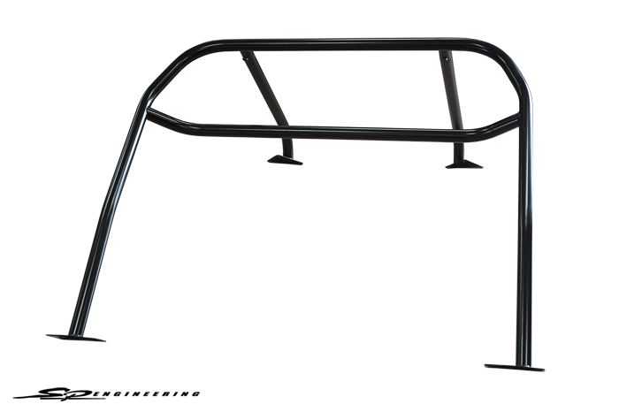 SP Engineering introduces our 100% bolt-in roll bar for your R35 GT-R. This roll bar features a 1-5/8″ thick tubing and .083″ wall thickness made from mandrel bent 4130 chromoly with heliarc construction. No modifications is necessary to the rear seats. All hardware and backing plates are included.  Years: 2009 – 2015 Part #: R35-ROLLBAR MSRP: $1999.00  If you have any questions regarding this item, please contact david@sp-power.com.