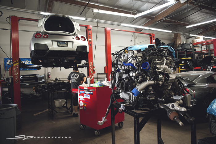 We were able to fit his car in our tight schedule to finish in time for FL2K13 at Bradenton Motorsports Park, Florida.