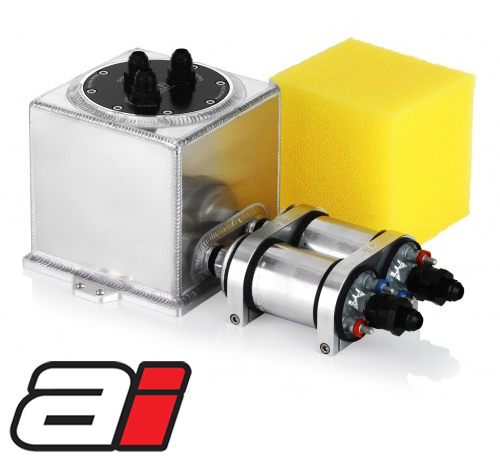 We at SP Engineering always enjoy bringing in new products from new and different companies.  Today, we are proud to be announced the USA Platinum Partner for  Aftermarket Industries out in Australia. AI does and love all things about aftermarket fuel systems. They are known for their unique surge tanks kits. These will be the perfect buy for any of you guys planning on doing big builds with lots of power.  Their latest news:  We are just in the final stages of development of an adapter kit (3.6L race surge tank kit)for the Holley Dominator pump which is a single compact unit that will outflow 3 Bosch 044 pumps. It has a super quiet operation and is E85 safe. It can also be staged depending on power/boost levels as it has 2 x powerful internal pumps.  All orders will be shipped from Australia and will take no more than a week to arrive stateside. So please give Aftermarket Industries a warm welcome by going to their Facebook page and LIKING it.   https://www.facebook.com/aftermarketindustries   Thanks for looking!  – SP