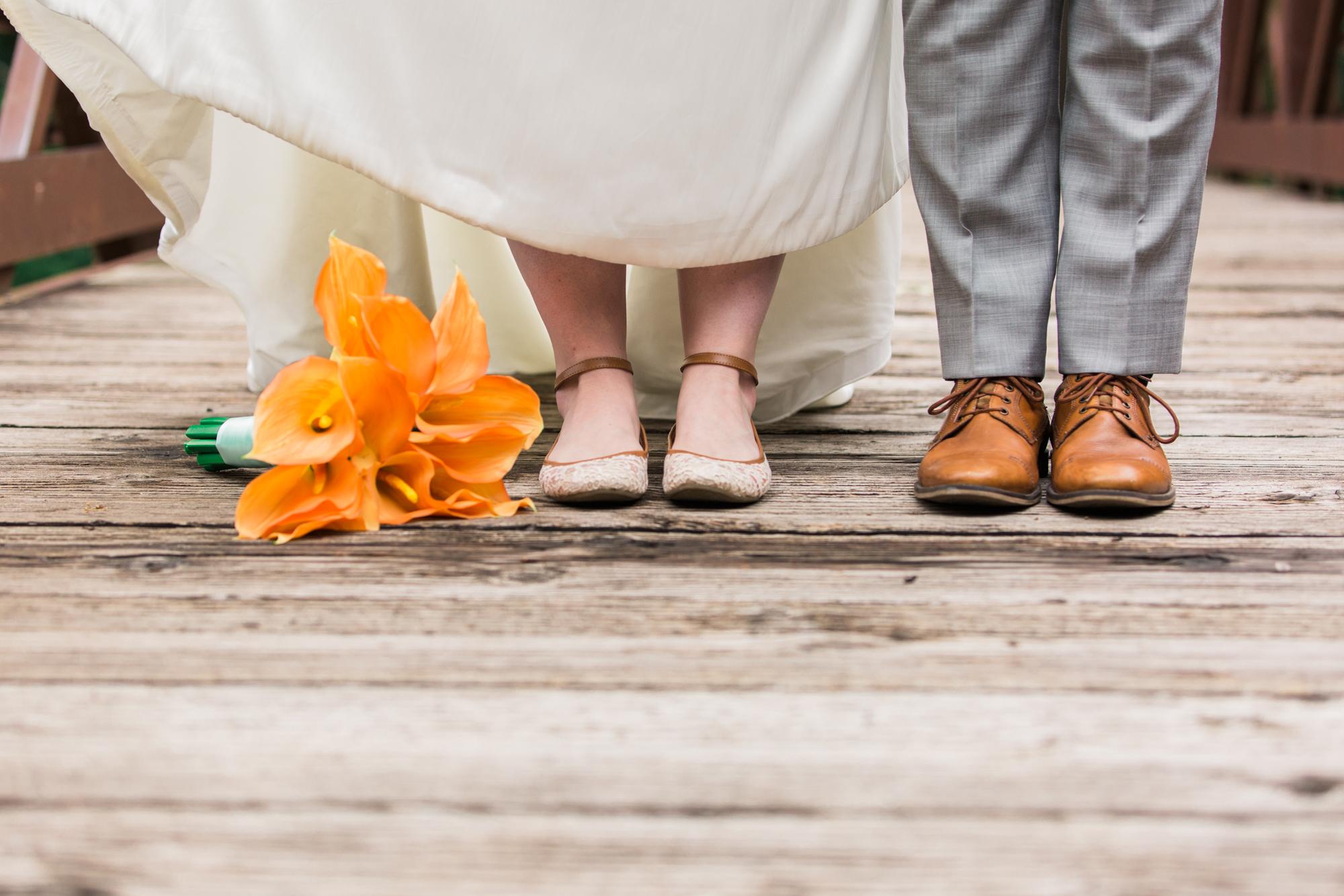 Minnesota Wedding Photographer| Sierra & Jacob | LDS Photographer | Fine Art | Shoes |Eden & Me Photography