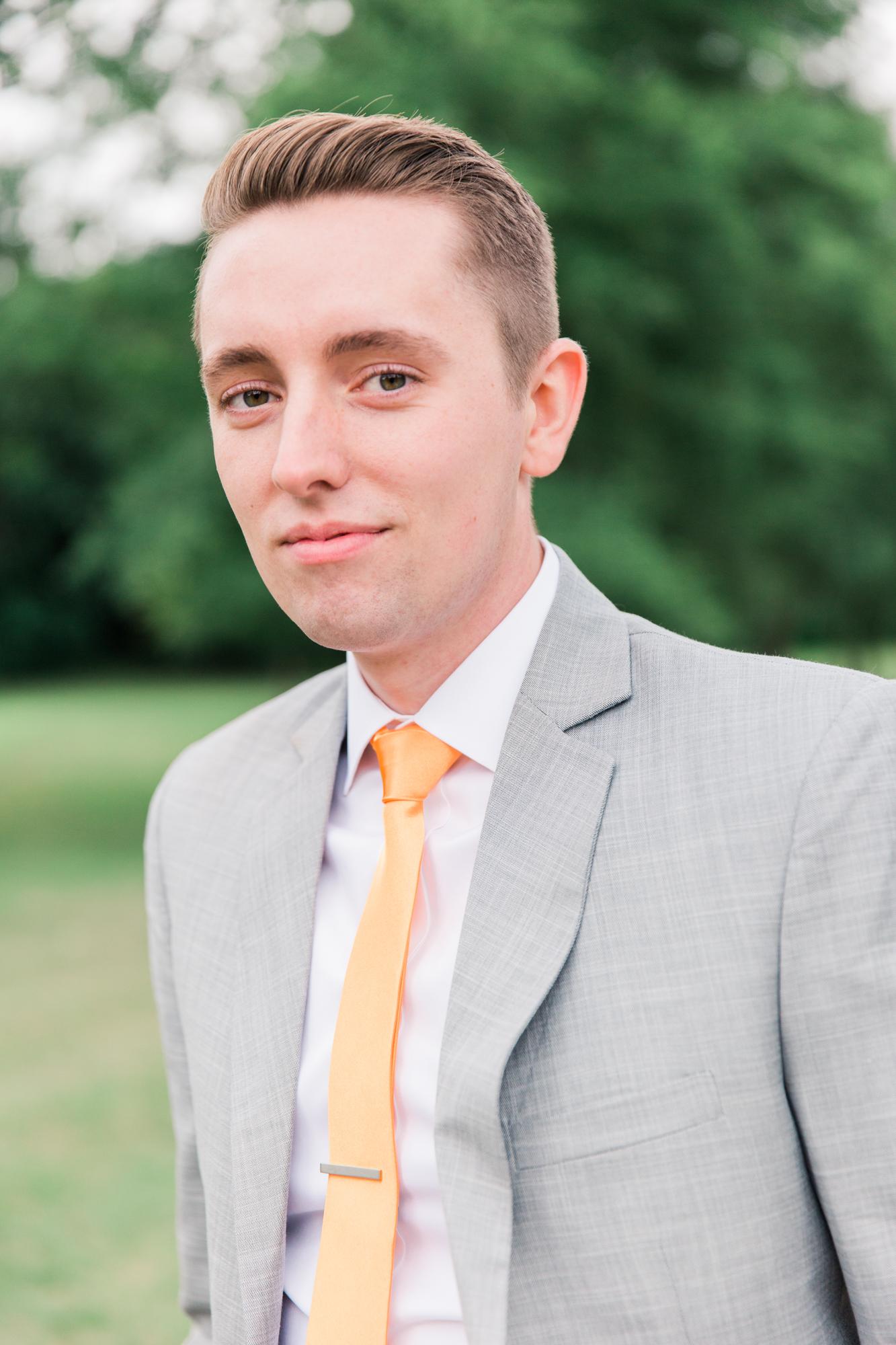 Minnesota Wedding Photographer| Sierra & Jacob | LDS Photographer | Fine Art | Groom |Eden & Me Photography