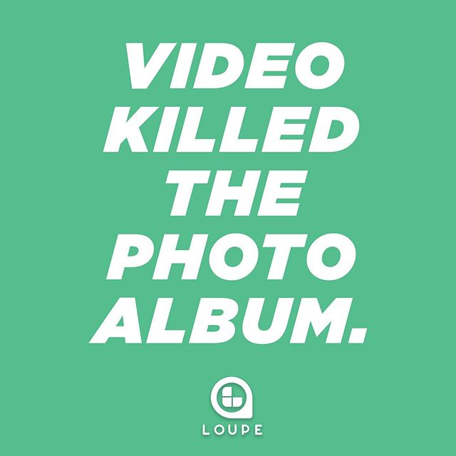 We don't just take photos anymore. Our memories are filled with videos too. Shouldn't there be a way to PRINT them right along side your photos...? We think so.  Find out how. Link in our bio.