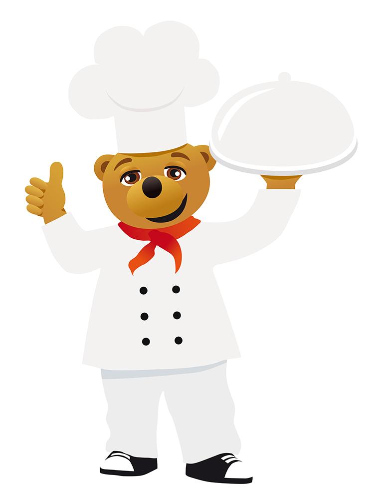 Bernie the Chef