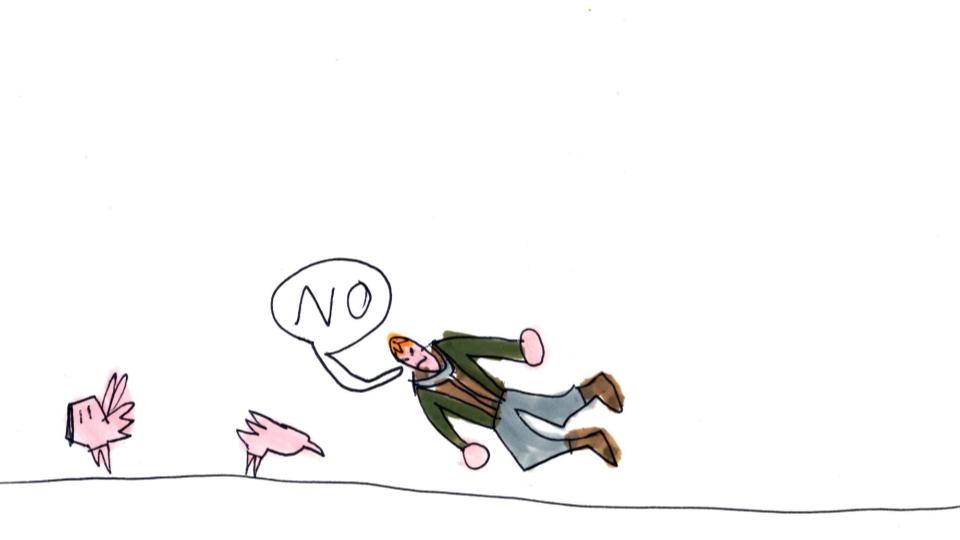"""""""Spy Kids 3D"""", un fumetto pazzesco di un bambino di 8 anni che ho conosciuto a scuola di mia madre."""
