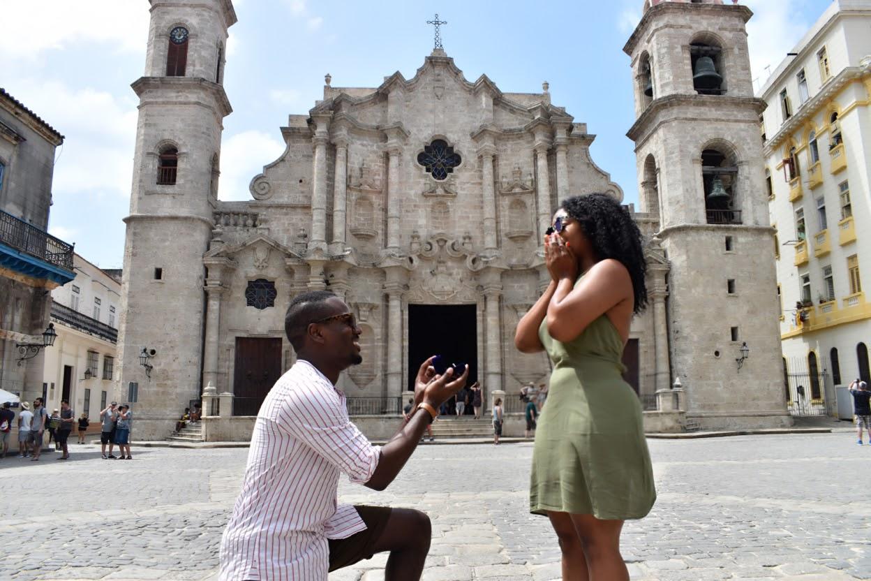 Proposal Black Love Havana Cuba OOTD Style Fashion Finding Lex