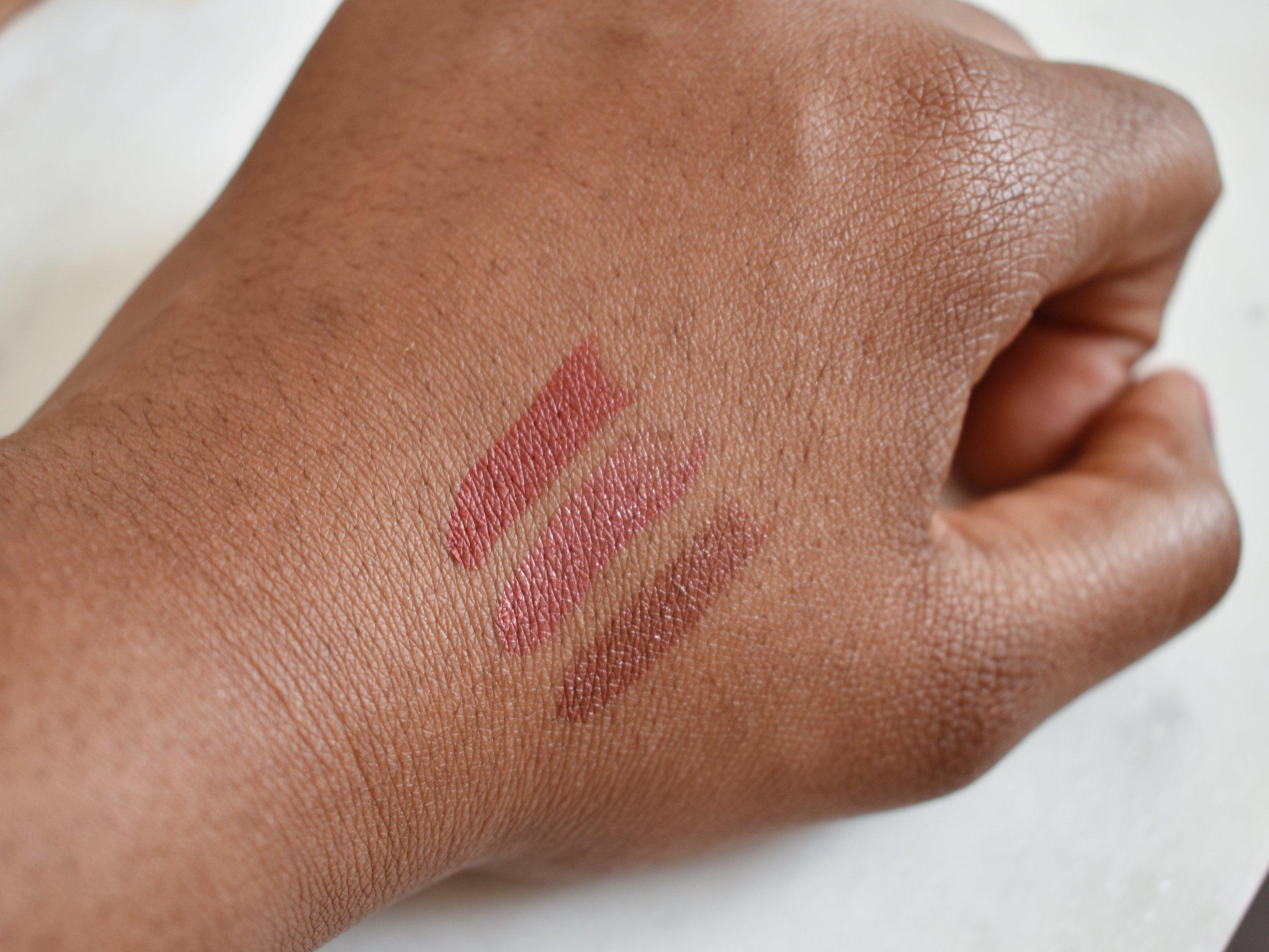Sephora Lipstick Matte Satin Metallic Lipstories