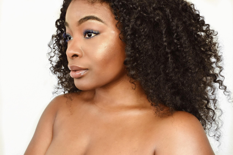 Mascara Highlighter Cosmetics Foundation Fenty KKW Curly Hair