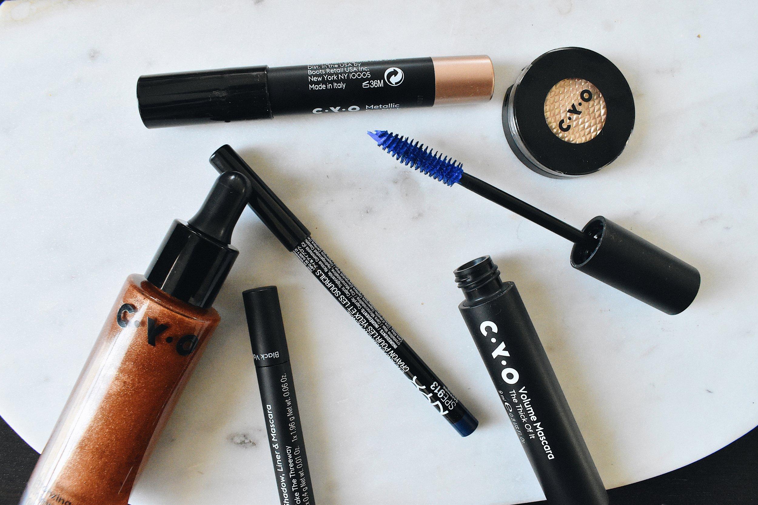 Mascara Highlighter Cosmetics Foundation Fenty KKW