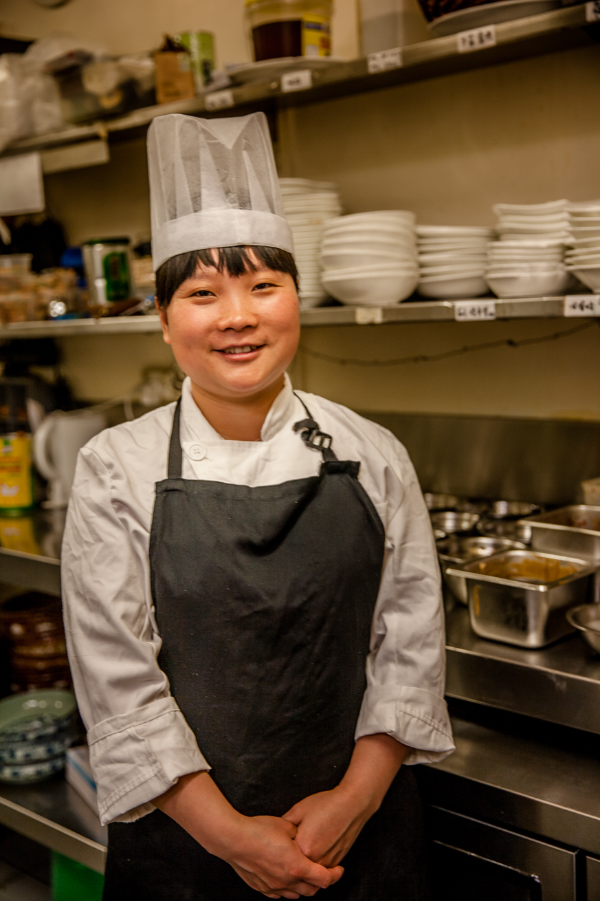 CHEF DE PARTIE - WANG
