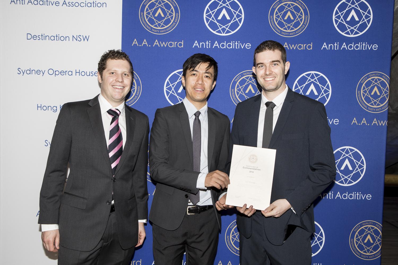 International Tasty Additive Award Ceremony