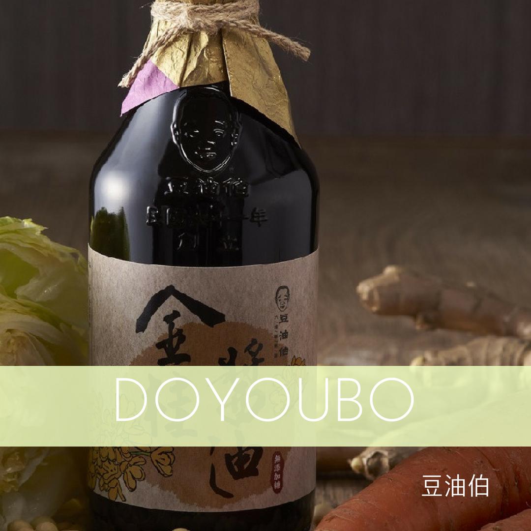 DYB Artisan Golden Osmanthus Shoyu (Sugarless Shoyu) - Doyoubo