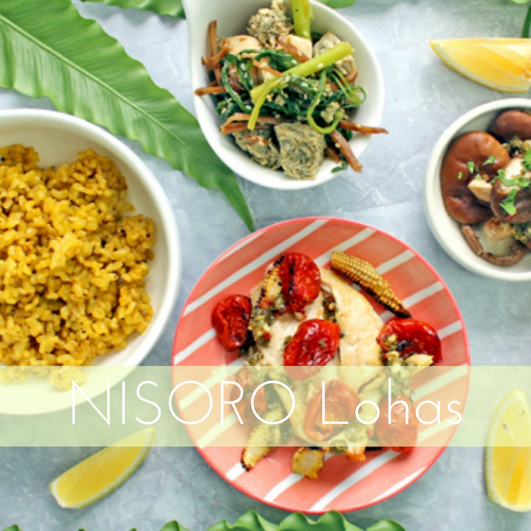 Chinese style braised pork - NISORO LOHAS
