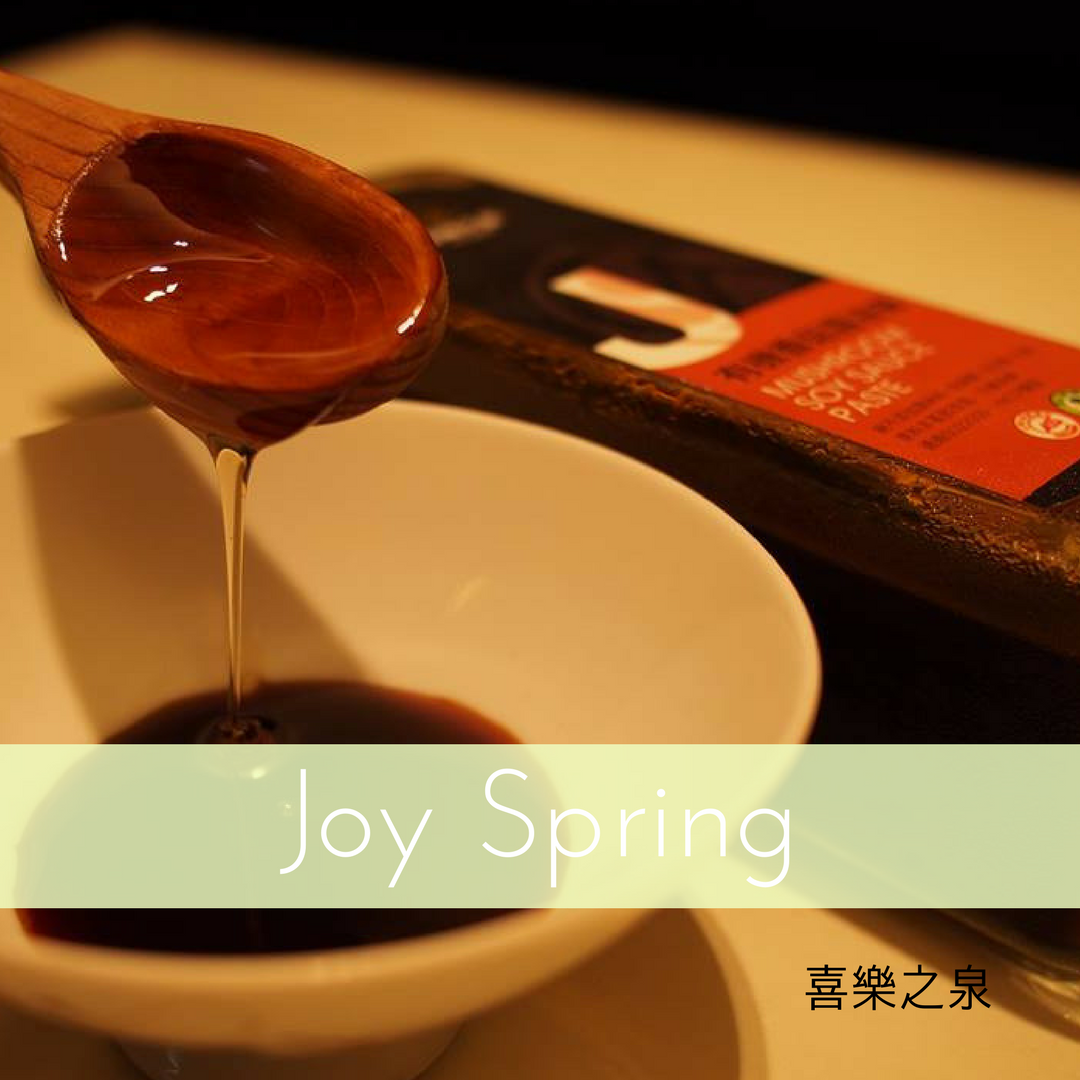 KINGUMP Paragraph mushroom black bean soy sauce - Joyspring