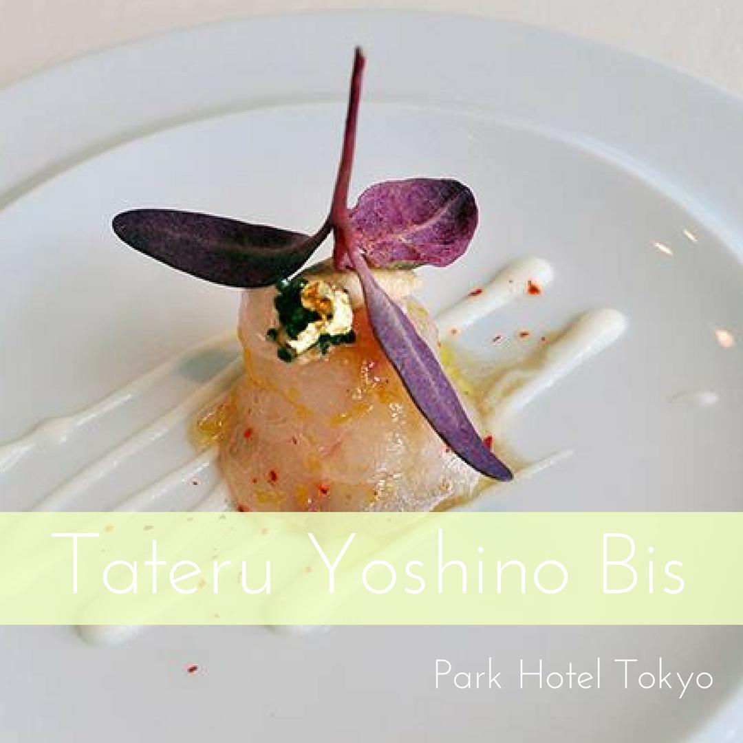 tateru yoshino bis - PARK HOTEL