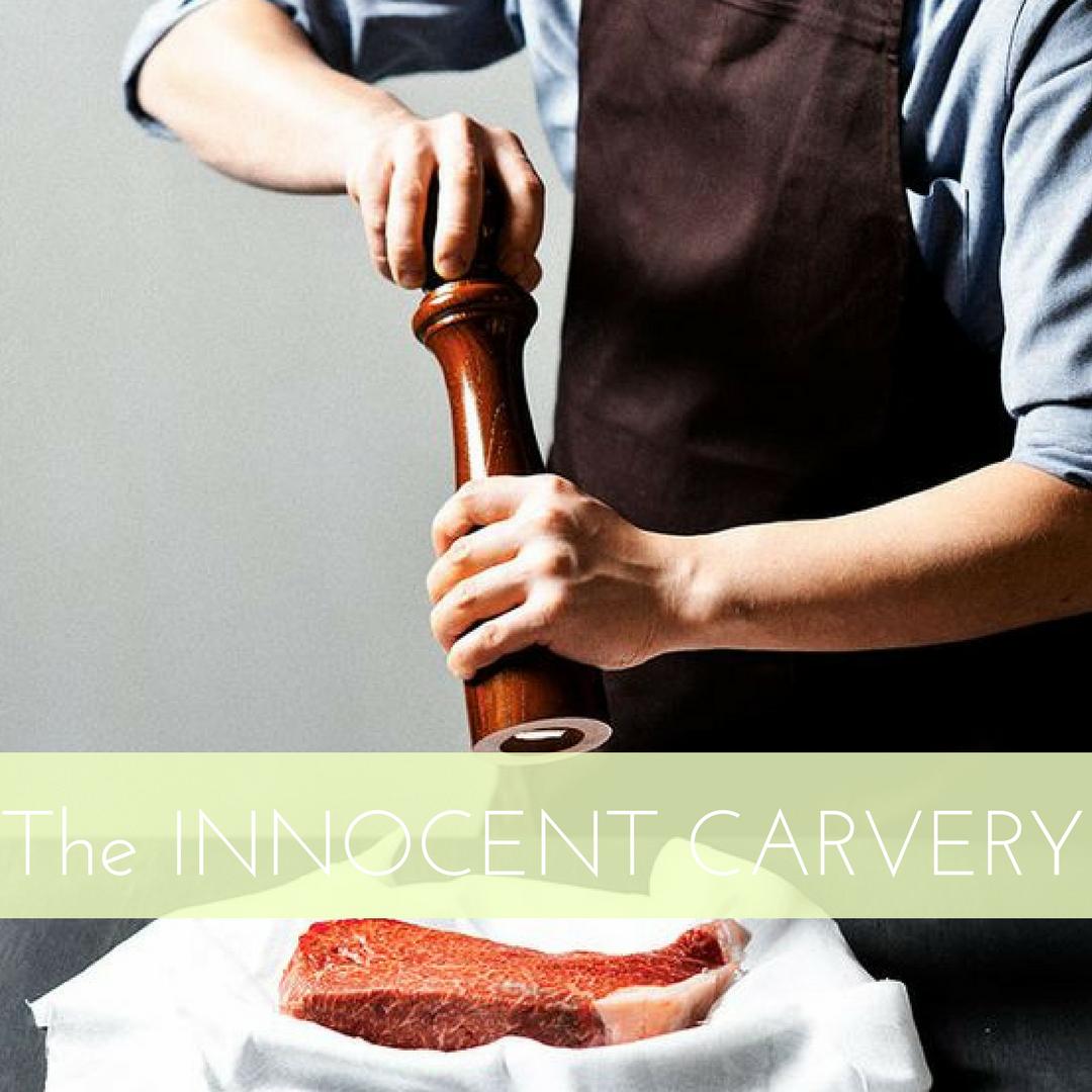 The INNOCENT CARVERYジ イノセント カーベリー