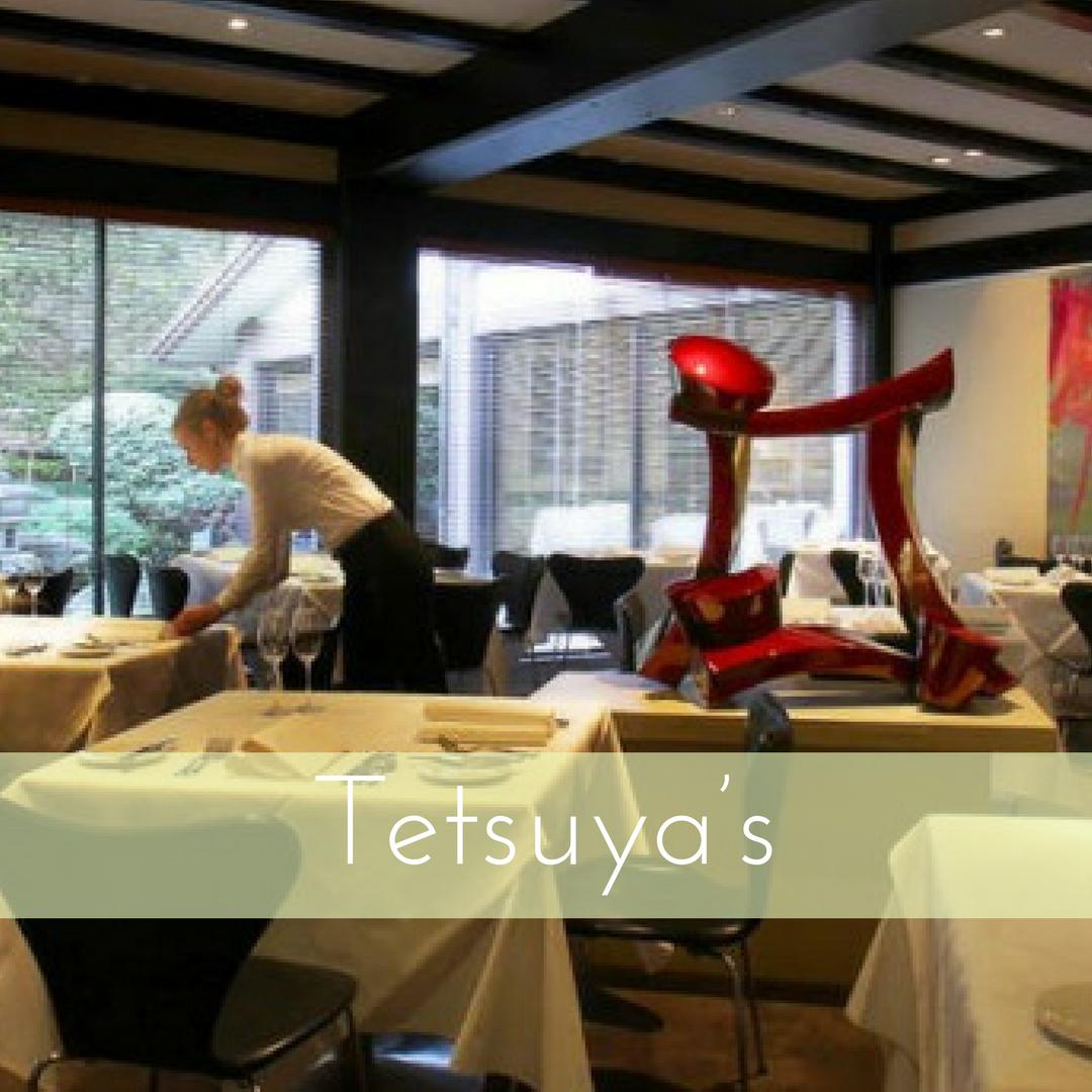 Tetsuya's
