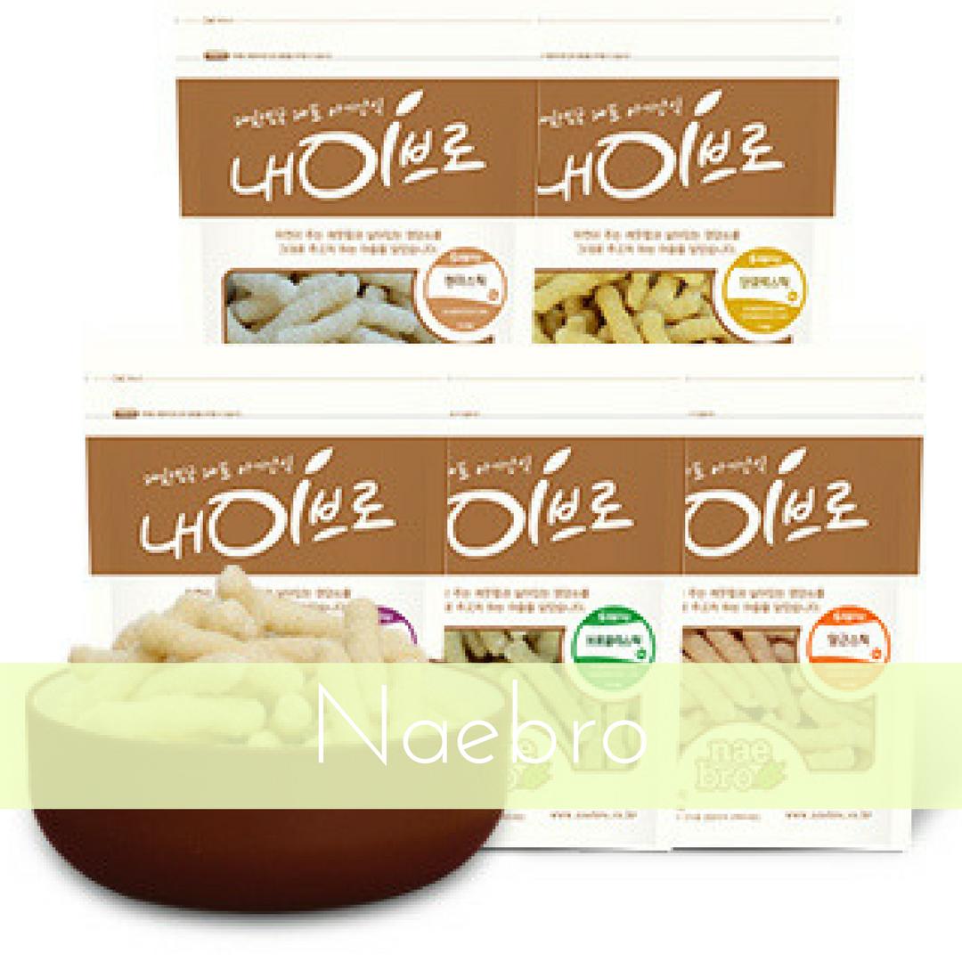 Poprice Snack Onion Flavor - Naebro