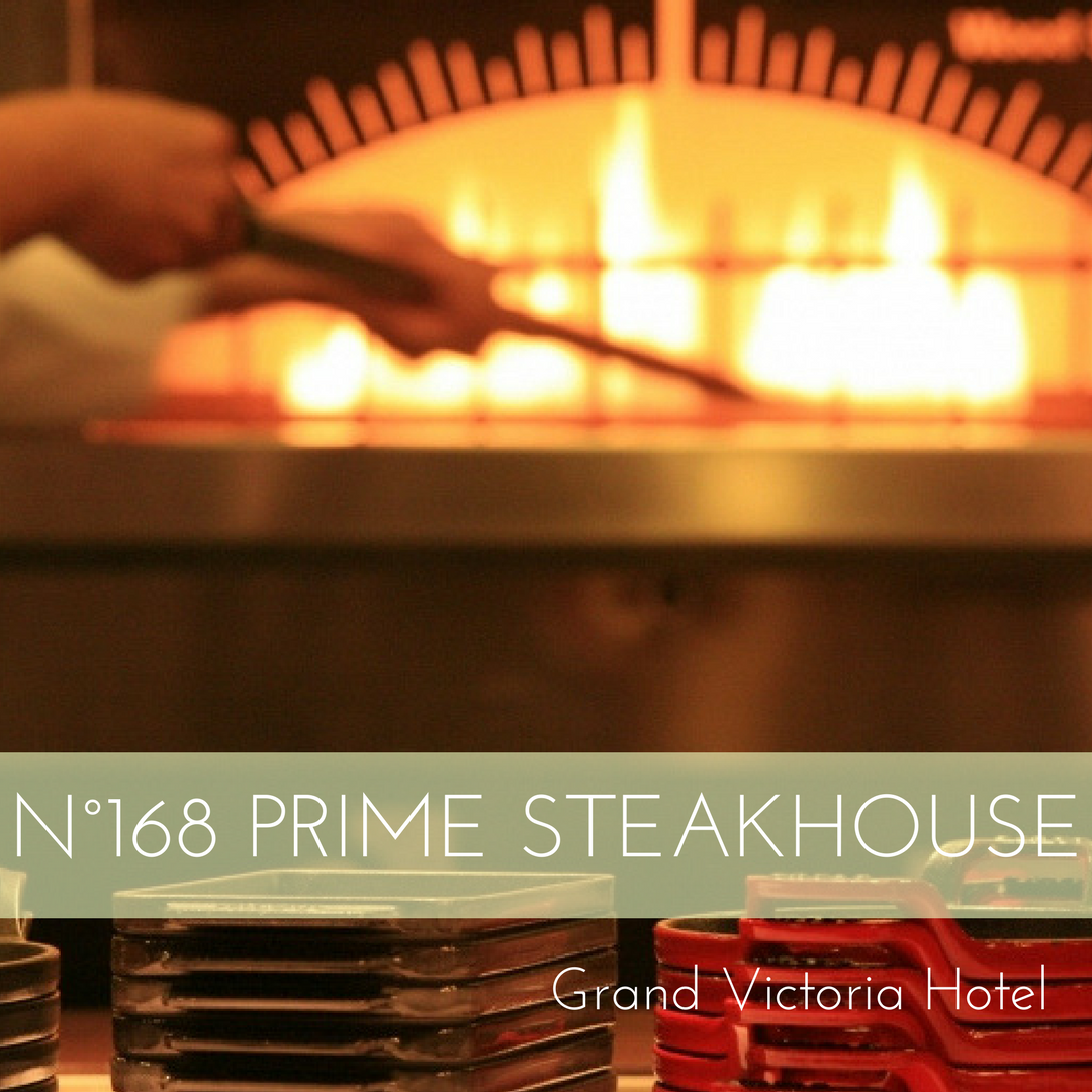 N°168 PRIME - Grand Victoria Hotel