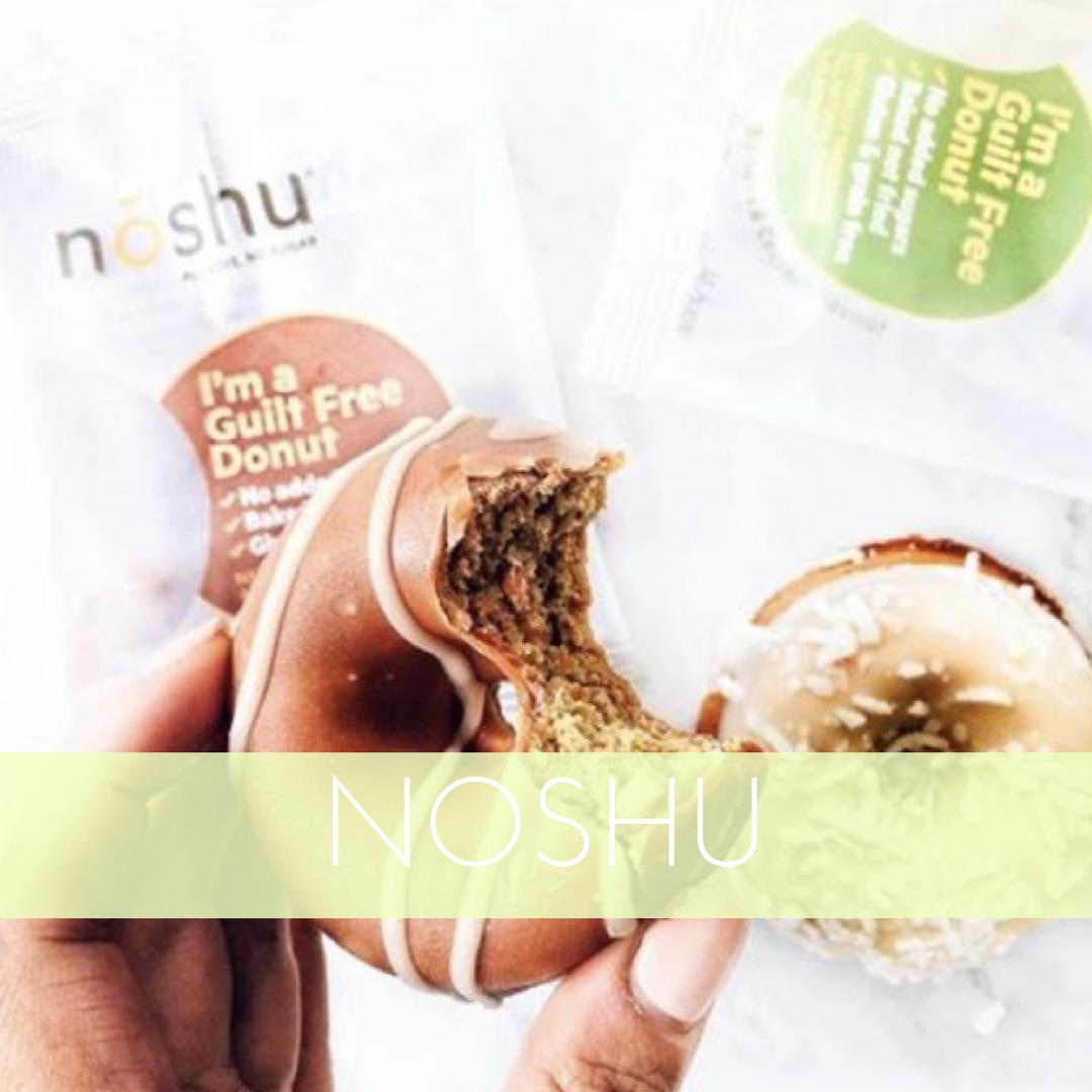 Caramel Spice Donut - Noshu