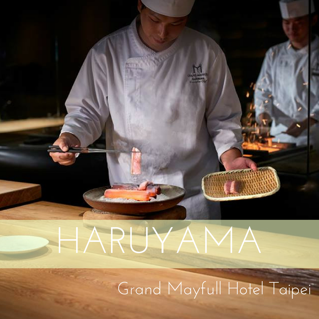 HARUYAMA - Grand Mayful Hotel Taipei