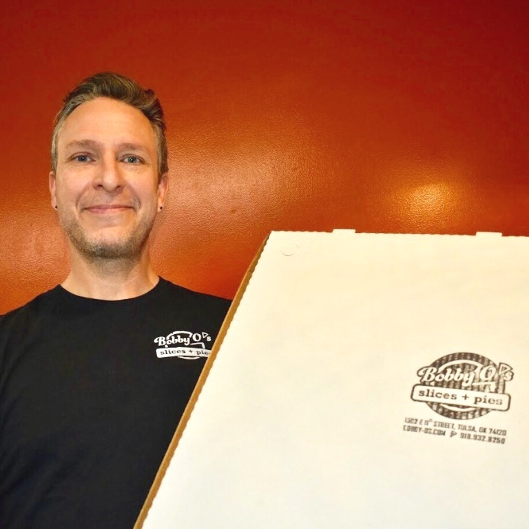 Bobby Oertel - Owner of Bobby O's Pizza in the Tulsa Meadow Gold District on Rt 66.jpg