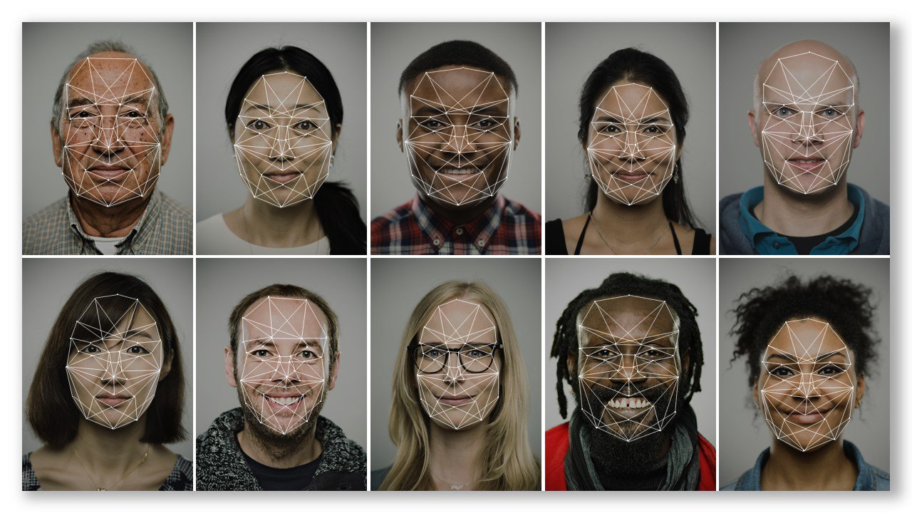 "Photo from Microsoft's blog post ""   Facial recognition: It's time for action   """
