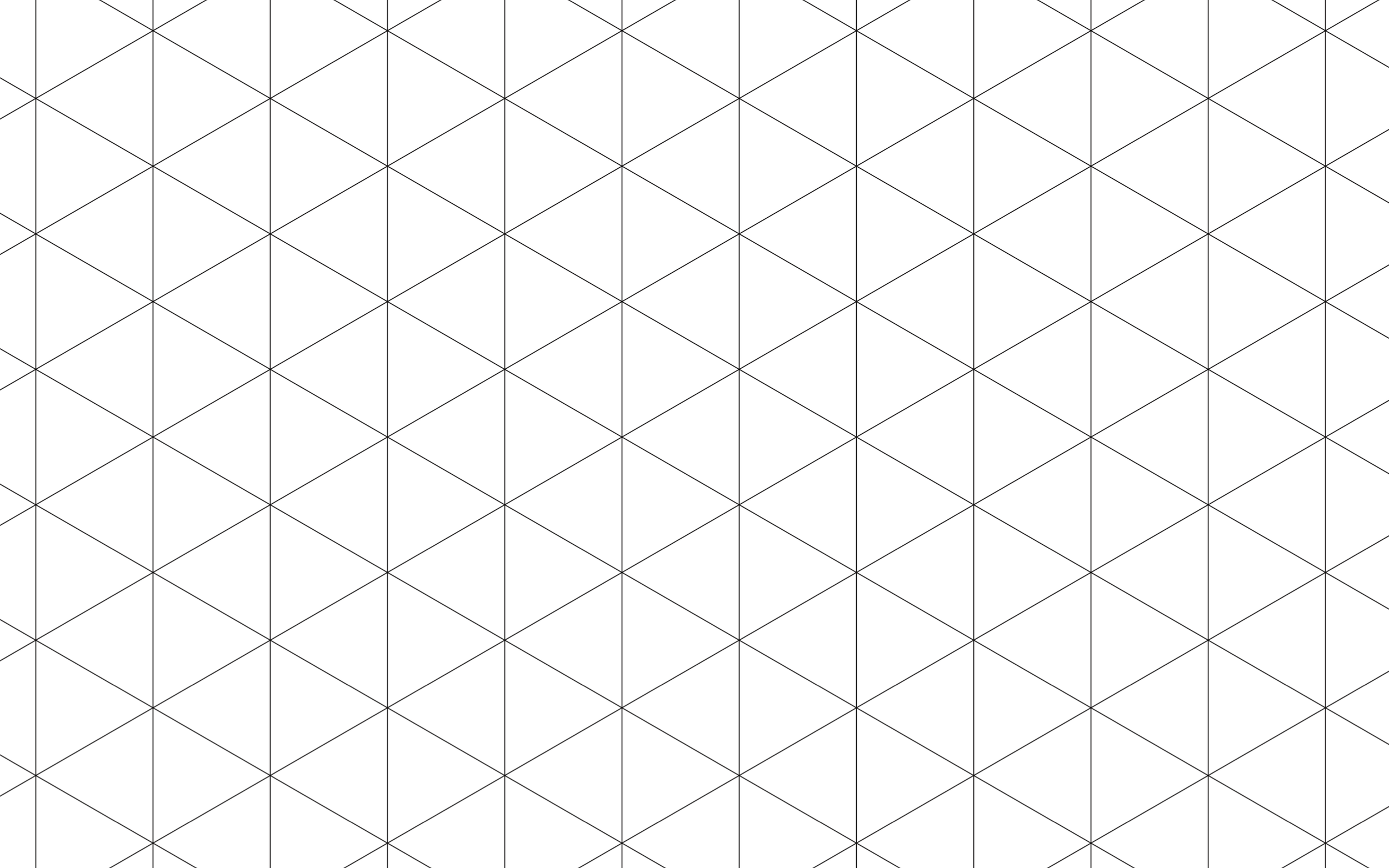 Early pattern diagram experimenting with the hexagonal pyramid shape.