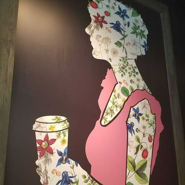 This artwork inside the Duke Energy Starbucks (in Charlotte, North Carolina) just knocks my socks off. I've never seen anything like it. This is store 19547. And the partners are super nice! #starbucksart #Starbucks #charlottenc