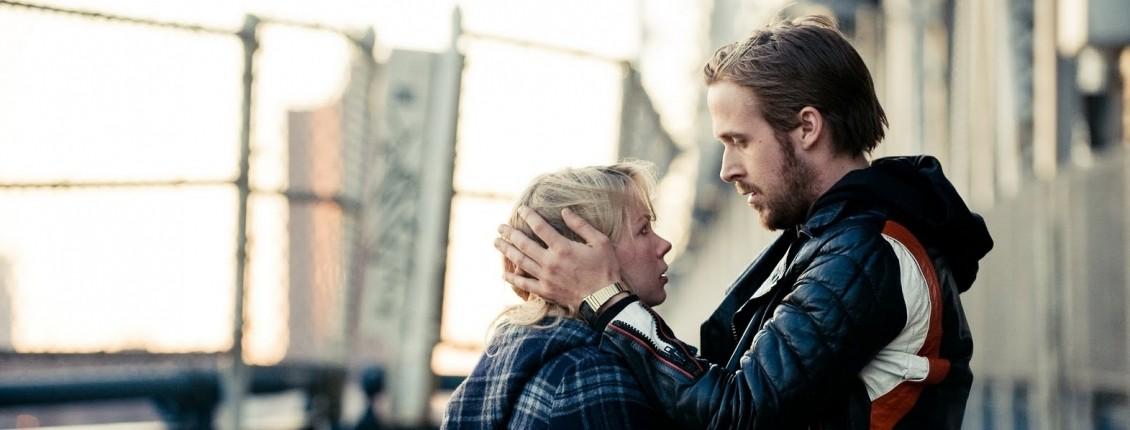 Ryan Gosling and Michelle Williams in Blue Va