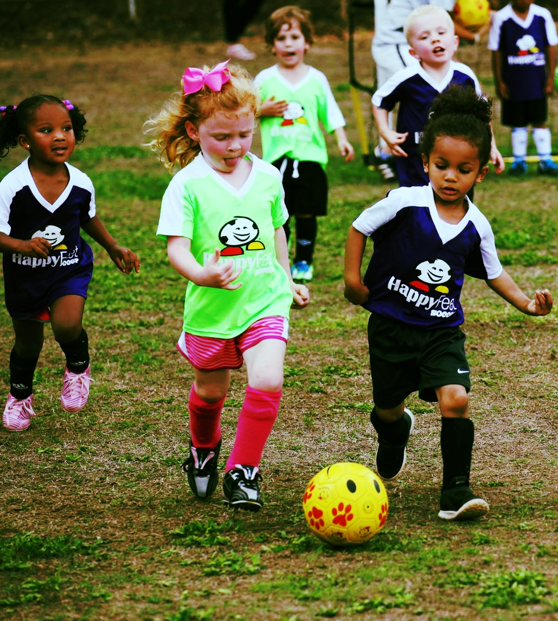 Summer League- I'On Club in Mt. Pleasant - Who: Boys and Girls Ages 2-6What: Each session is 1 hour long and consists of a 30 minute