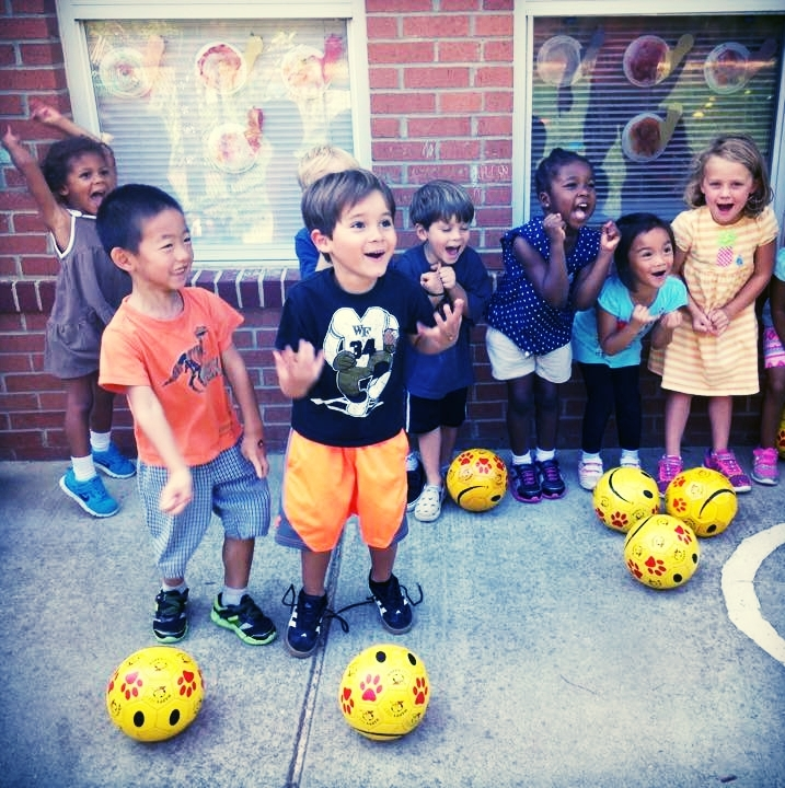 FREE HappyFeet Sessions at Daycares!