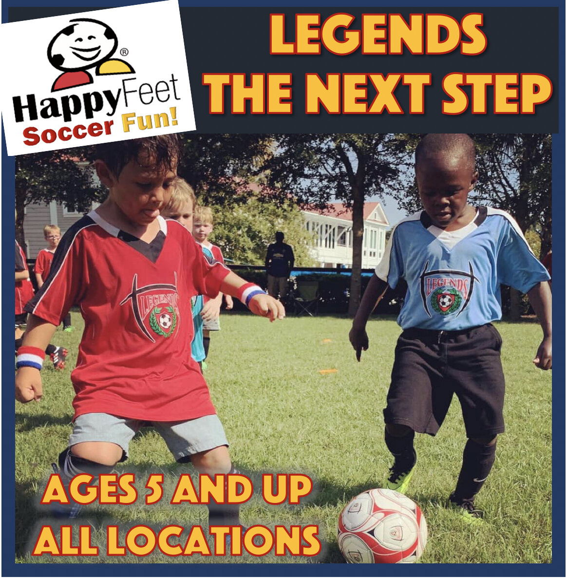 Legends The Next Step- Ages 5 and Up