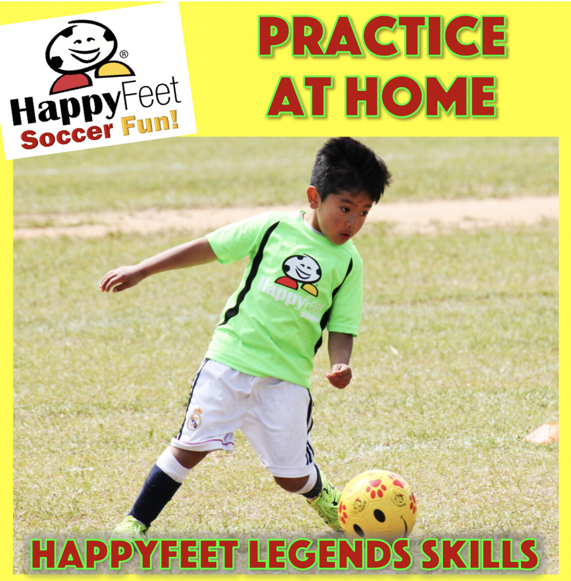 Practice Your Skills at Home