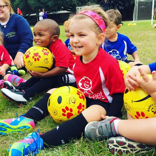 Kids Soccer Programs North NJ