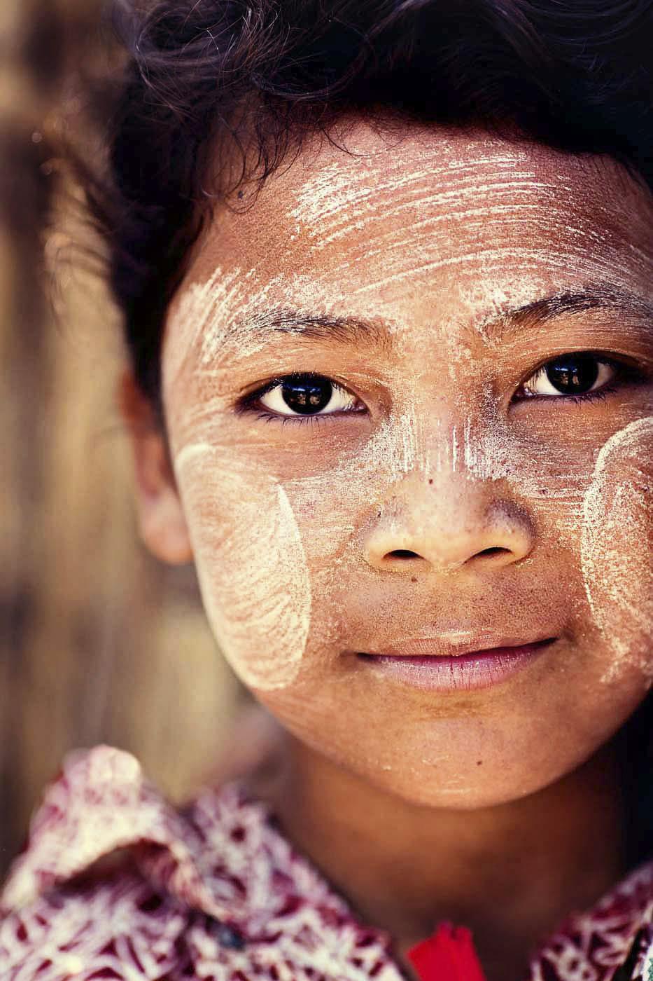 Dala, Myanmar.
