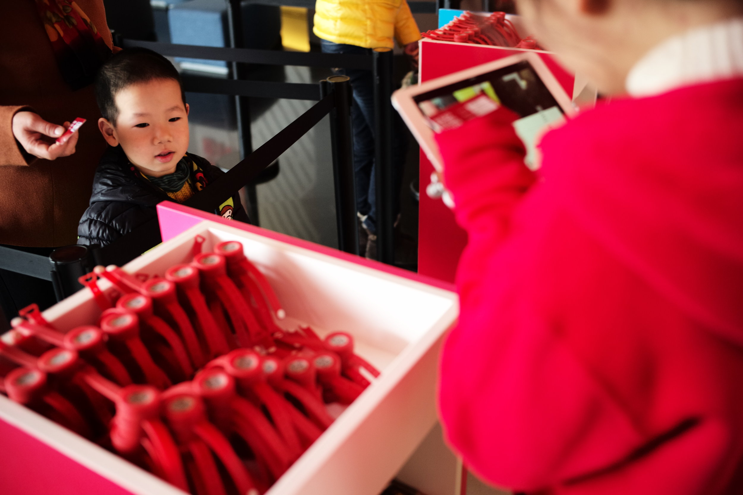 Tracking shoppers journeys through an app   |    Photo:  Eric LeLeu