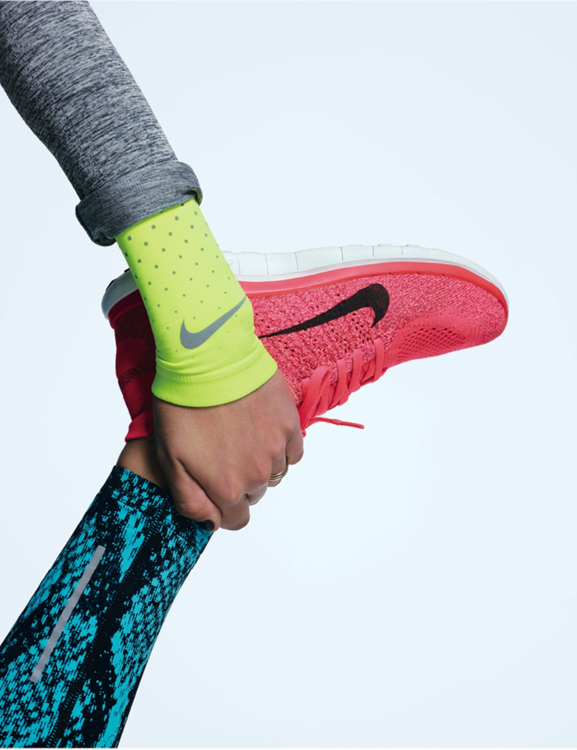 Nike Women's Style Guide  |  Art Direction : Lisa Hopey |  Photo:  Mel Bles