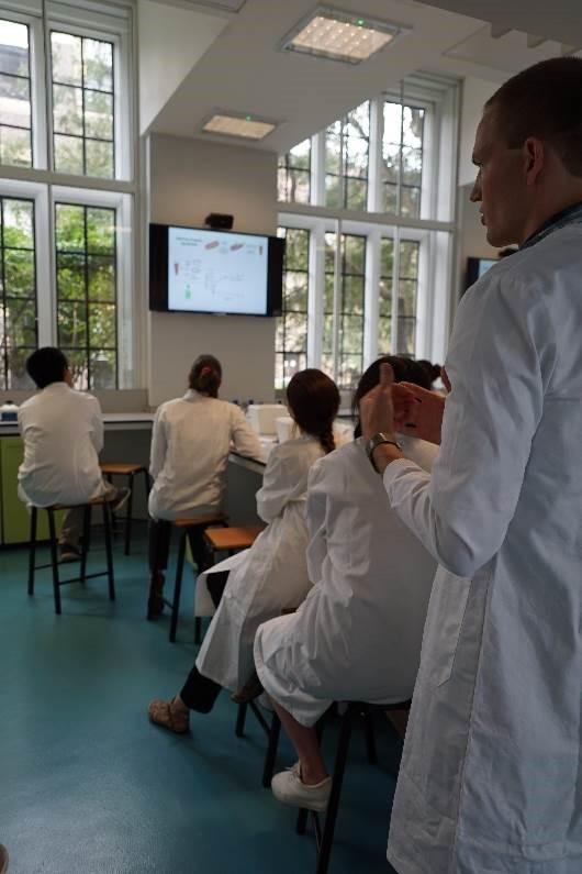 Participants in the Cambridge workshops.