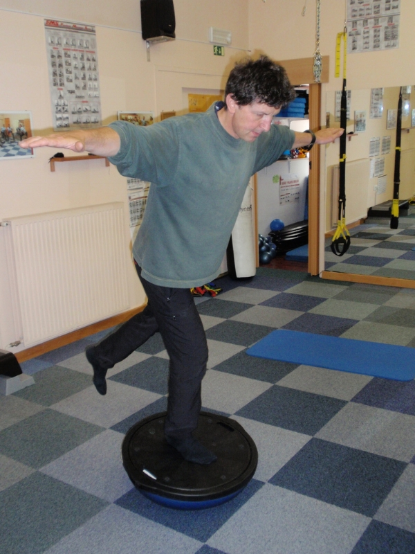 The Functional Training revolution was a refreshing change to fitness programming in the late 90's, but was sometimes incorrectly associated with any type of training on an unstable surface. As a result, it wasn't unusual to see traditional lifts programmed on equipment like Bosu and wobble boards - usually the preserve of physiotherapists.
