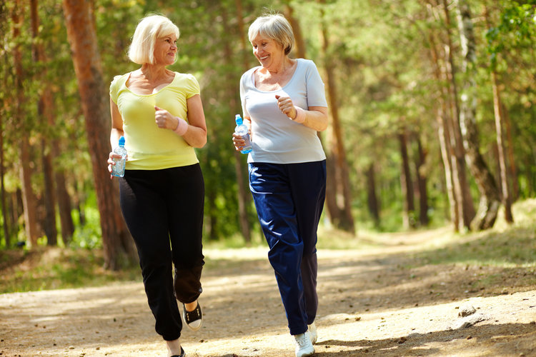 Exercise may Slow Cognitive Decline