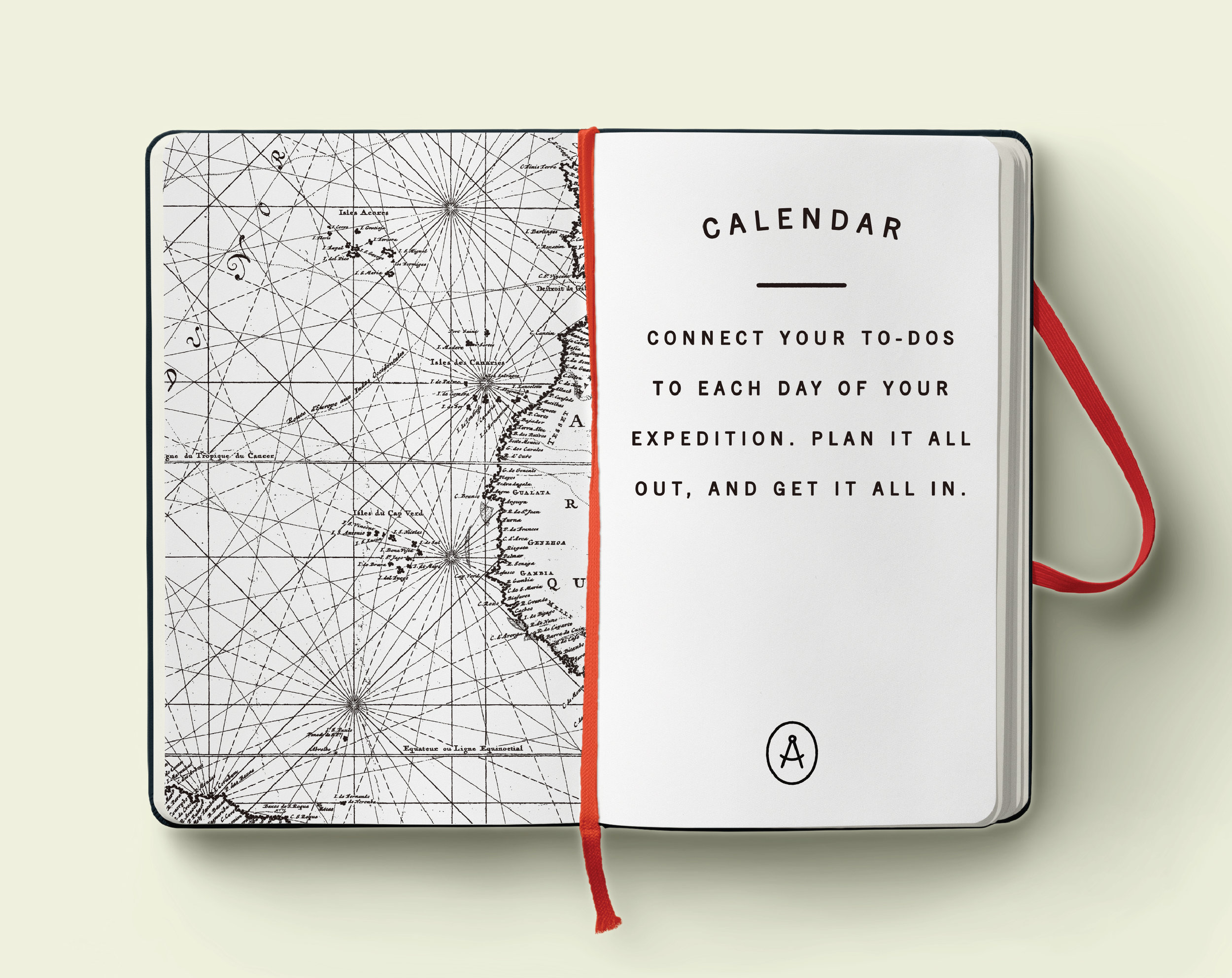 Travel Journal Product Copywriting
