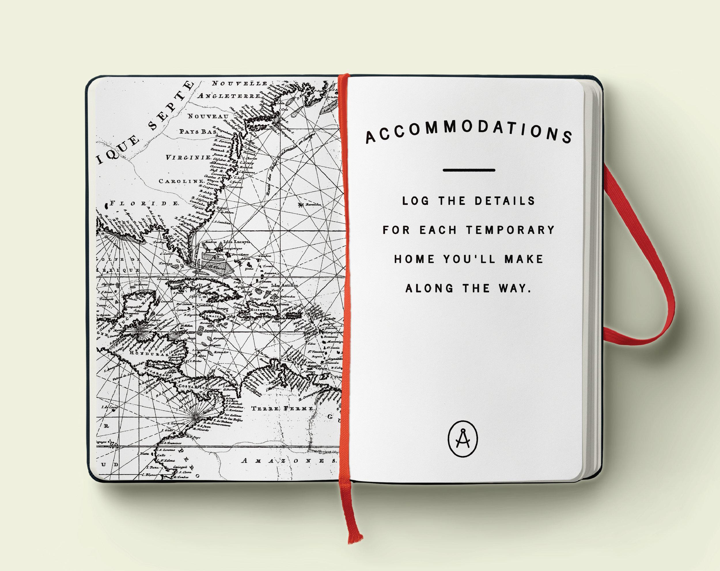 Travel Journal Product Copywriting