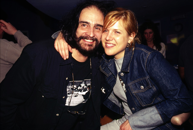 Words by  Andy Thomas , photo of David Mancuso and DJ Cosmo by  Dave Swindells