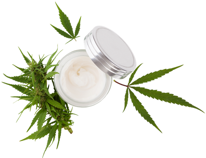 CBD Cream Massage at Peak Performance Massage Monterey CA