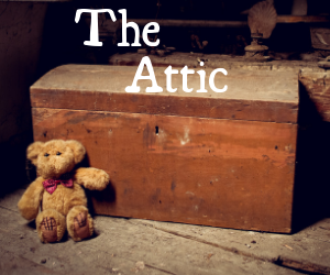 THE ATTIC    (up to 5 players)   Ages 13+ Only  Click the image above to view a teaser video of The Attic.  This is a suspenseful theme and contains some mild jump scares   Claire Bear has lost her toys…won't you help her find them?   Minimum to book: 2 Players  $26 per person  Difficulty: 7/10  PERFECT FOR DATE NIGHT AND SMALLER GROUPS!    BOOK NOW